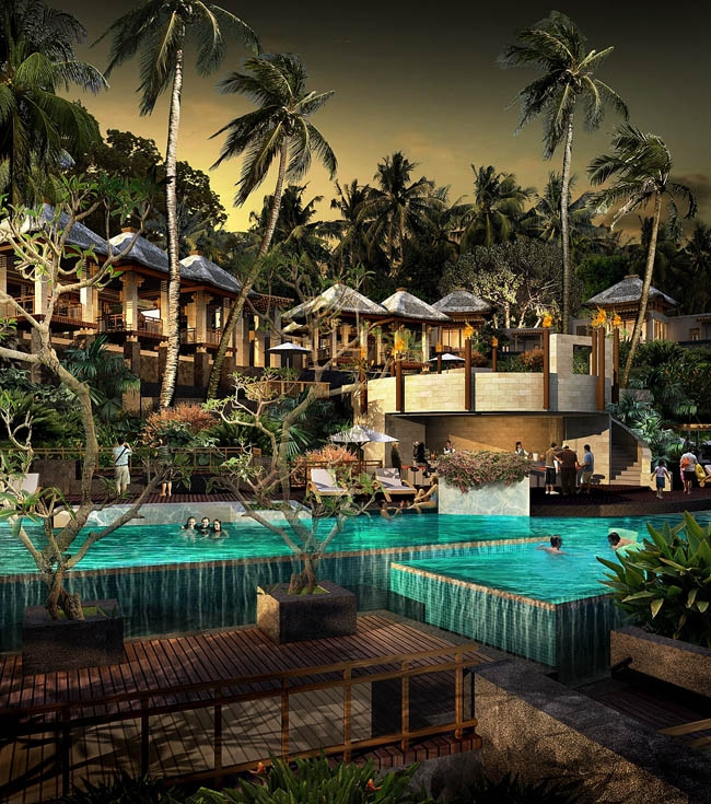 Grand Mirage Thalasso Bali