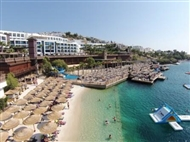 <span>DELTA BEACH RESORT</span> - Bodrum
